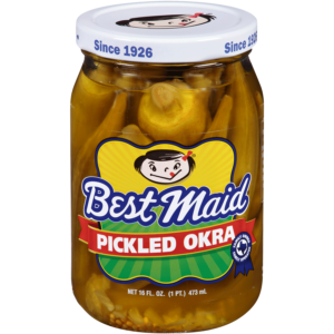Pickled Okra 16oz Jar