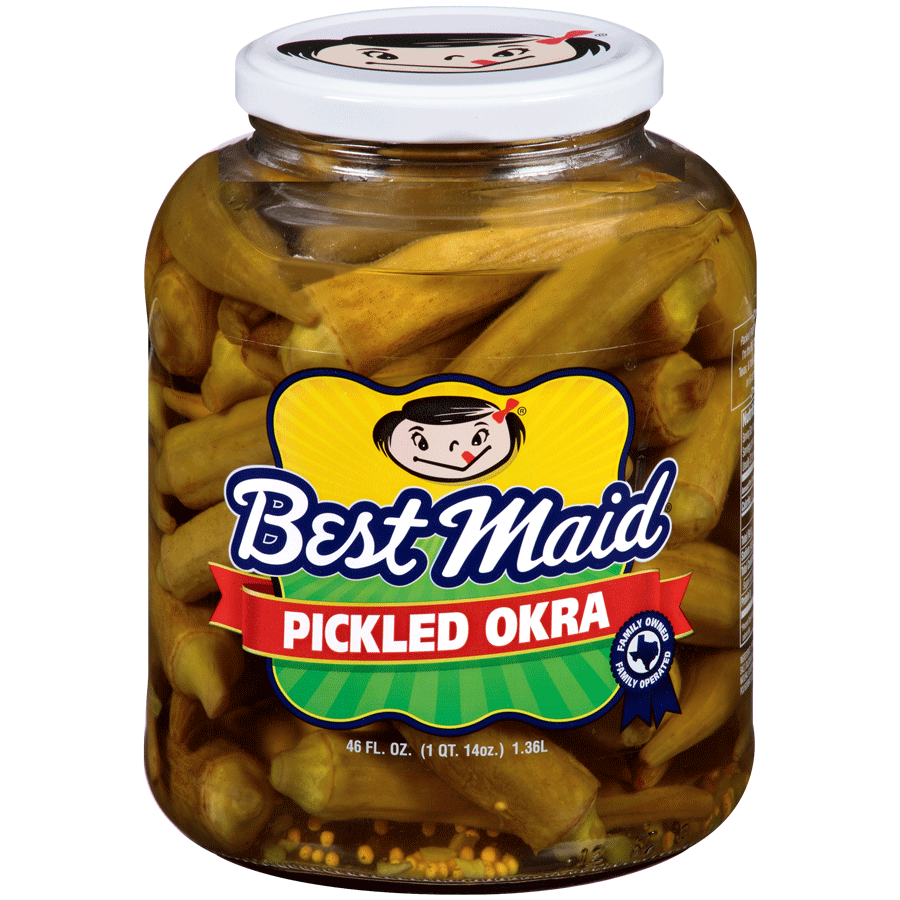 46oz Pickled Okra