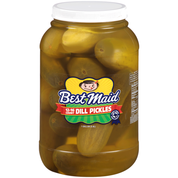 Dill Pickles 12-16 Count