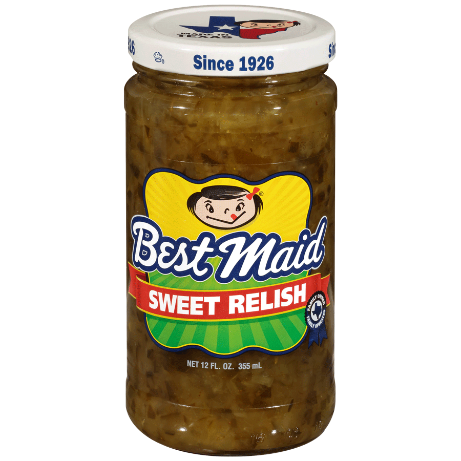 Sweet Relish 12oz Jar