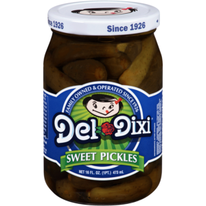 16oz Sweet Pickles