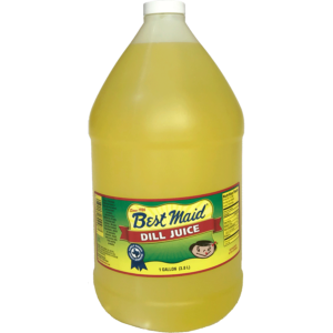 Pickle Juice Gallon Jug