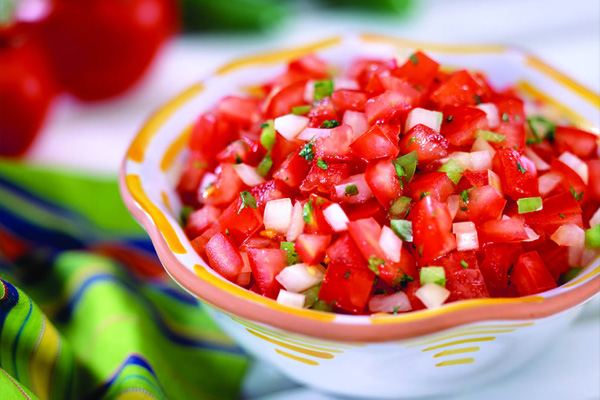 Pickled Pico de Gallo