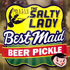 Best Maid Martin House Beer Pickle
