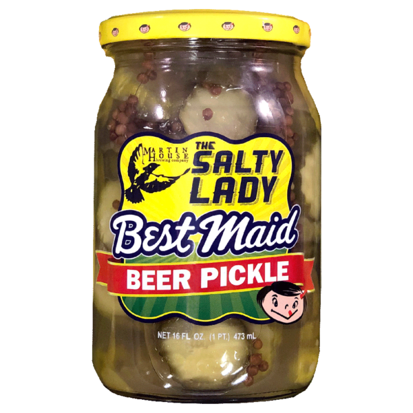Best Maid Beer Pickle