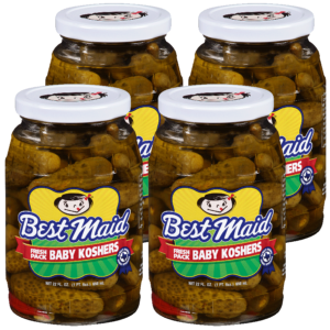 Baby Kosher 22oz 4 Pack