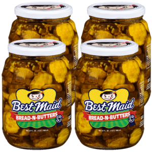 Bread-N-Butter Pickles 32 oz 4-Pack