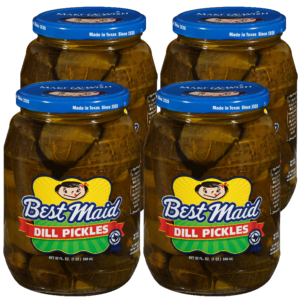 Dill Pickles 32oz 4-Pack