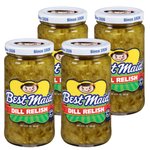 Dill Relish 12 oz 4 pack