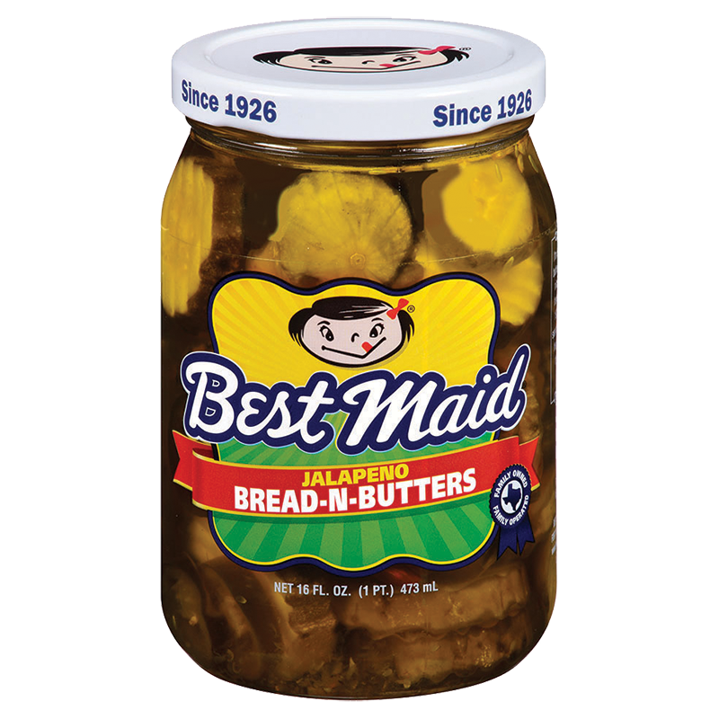 Best Maid Bread and Butter Pickles