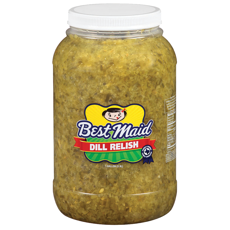 Dill Relish 1 Gallon