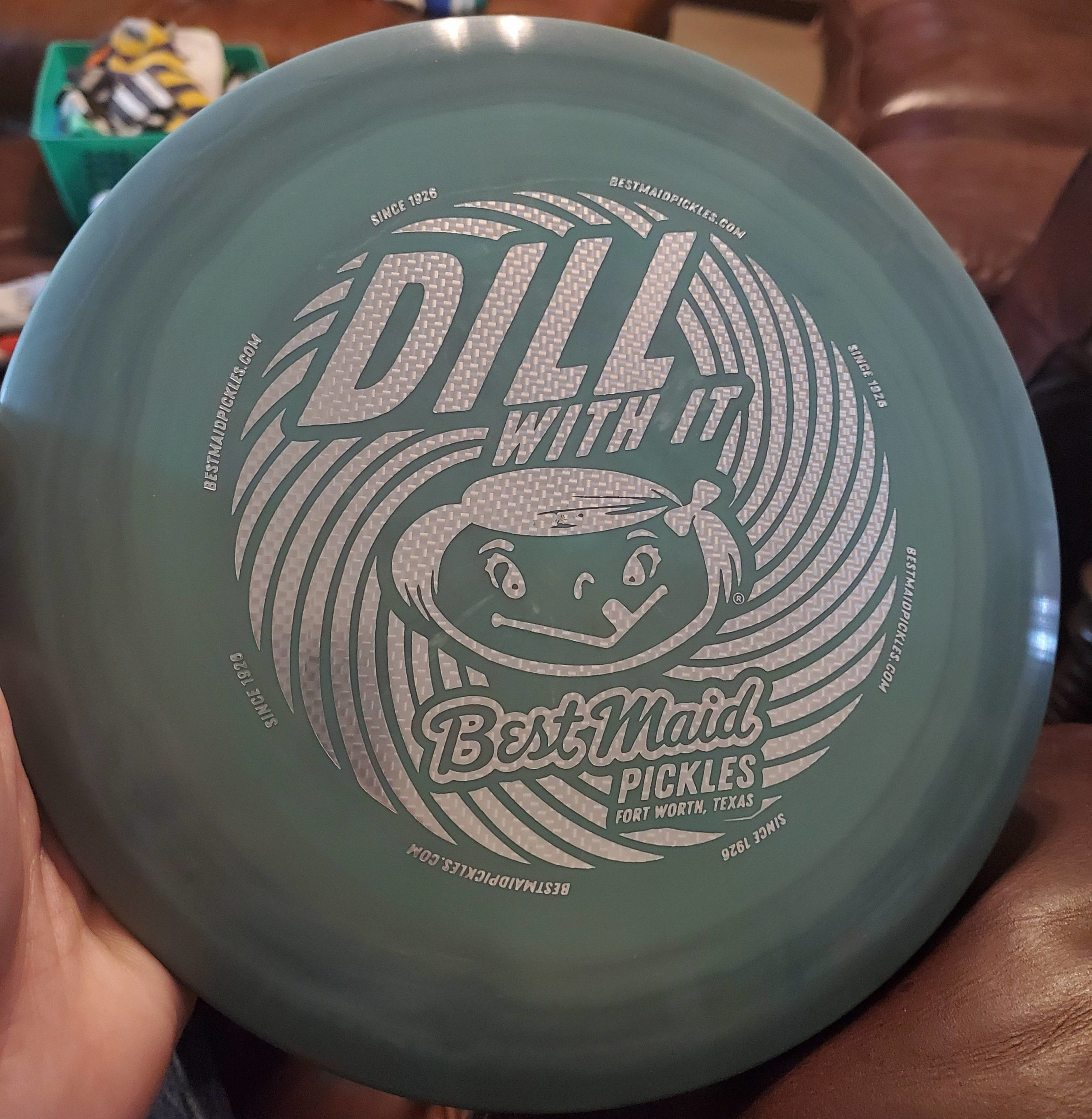 Best Maid Disc Golf Frisbee